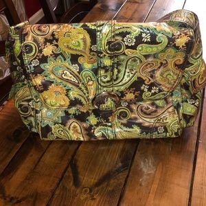 Paisley Kalencom Diaper Bag